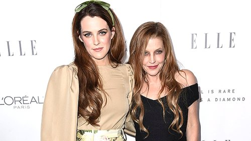 Lisa Marie Presley Seen In Rare Photo With Daughter Riley Keough — See Pic