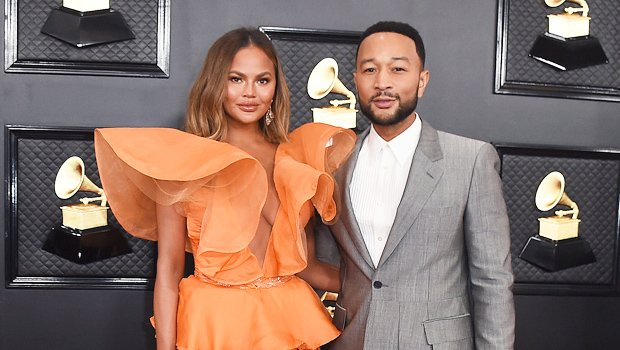 Chrissy Teigen Gets Love From Kim Kardashian & More Stars After Losing 3rd Child: 'We Are Here For You'