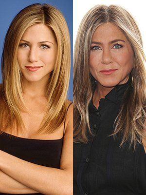 'Friends' Cast Then & Now — See Photos Of Jennifer Aniston & More Through The Years