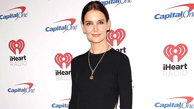Katie Holmes Caught Making Out With Celeb Chef Emilio Vitolo Jr. On Second Date