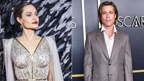 Angelina Jolie Files Court Docs & Claims To Offer 'Proof' Of Domestic Violence In Brad Pitt Divorce