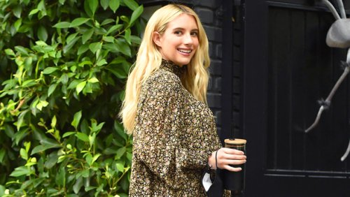 Emma Roberts Shares Her Baby Boy's Face For The 1st Time: See Cute New Pic