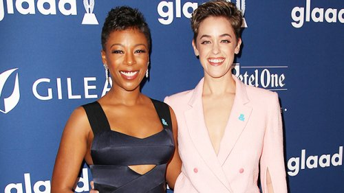 'Handmaid's Tale's Samira Wiley Reveals She Welcomed 1st Child With Wife Lauren Morelli On Mother's Day