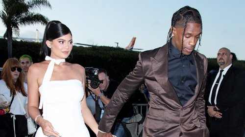 Kylie Jenner & Travis Scott Reunite For Dinner Date With Friends Amidst Reconciliation Buzz