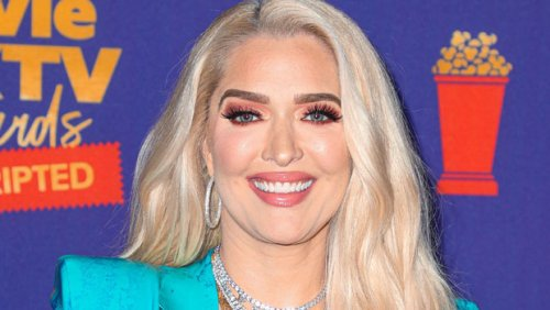 'RHOBH' Star Erika Jayne Claps Back After She's Trolled For Makeup-Free Look At Gas Station