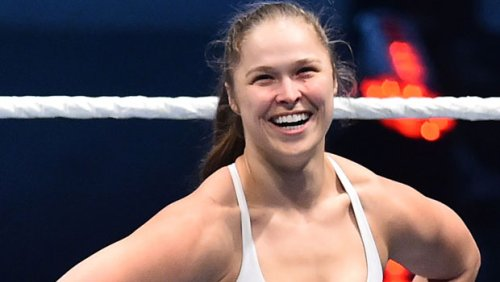 Ronda Rousey Breastfeeds Newborn Baby In New Photo: This 'Shouldn't Be Hidden'