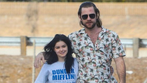 Luke Benward Reveals How GF Ariel Winter Supports His Career As He Promotes New Movie 'Wildcat'