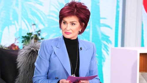 Sharon Osbourne Blames 'Cancel Culture' For 'The Talk' Exit In 1st Interview: 'I Won't Be Called Racist'