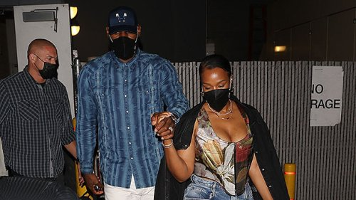 LeBron James & Wife Savannah Hold Hands On Romantic Date Night In Beverly Hills — Photo