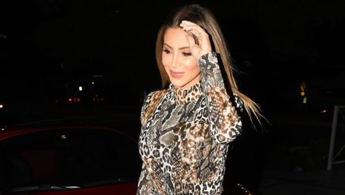 Larsa Pippen, Megan Thee Stallion, & More Stars Looking Sexy In Catsuits