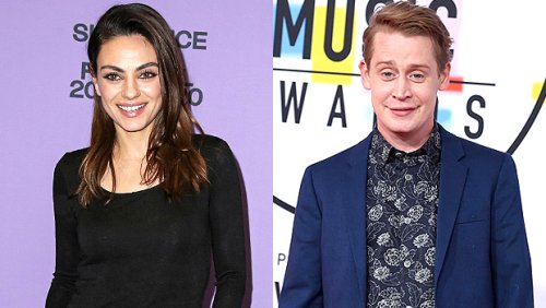 Mila Kunis 'Takes Comfort' That Ex Macaulay Culkin Is In A 'Good Place' With Brenda Song & New Baby
