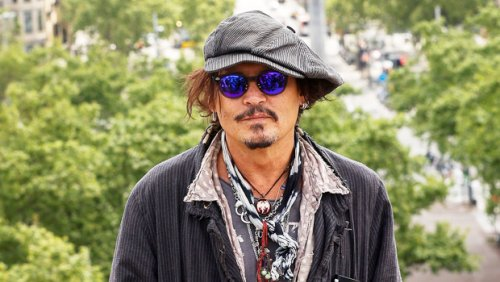 Johnny Depp Seen In Rare Photos In Spain, As His Lawyers Announce New Evidence Against Amber Heard
