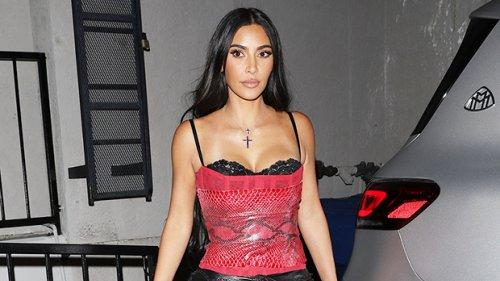 Kim Kardashian's Trip To Miami Was A Much-Needed 'Mental Getaway' After Kanye West Split