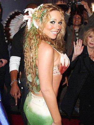 Mariah Carey's Sexiest Halloween Costumes Of All-Time: Mermaid, Angel & More