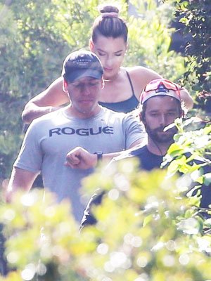 Arnold Schwarzenegger's Sons Patrick, 27, & Joseph Baena, 23, Pictured For The 1st Time Together