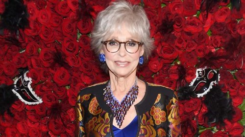 """Rita Moreno Says """"I'm Disappointed in Myself"""" Following 'In the Heights' Colorism Defense"""