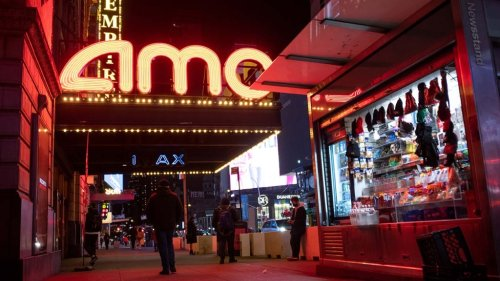 "AMC Theatres Posts $567M Loss, But Teases ""Increasingly Favorable Environment For Moviegoing"""