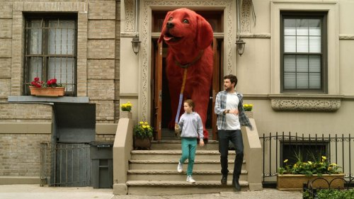 'Clifford the Big Red Dog' Pulled From Toronto Film Festival