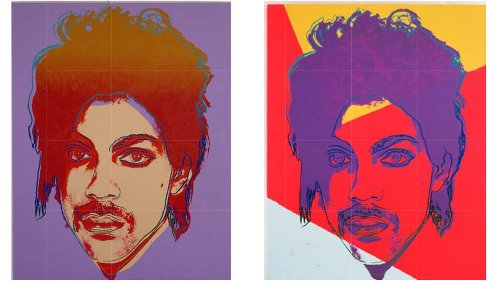 Does Andy Warhol Get Same Copyright Treatment as Google Code?