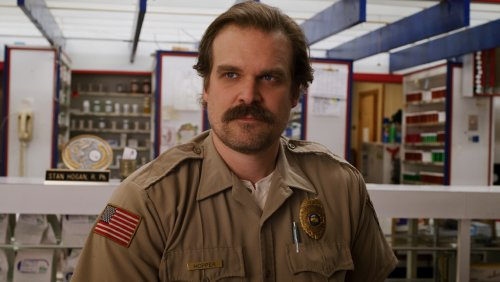 """David Harbour on Hopper's 'Stranger Things' Season 4 Journey: """"I Did Want to Take Him Back Into the Warrior Realm"""""""