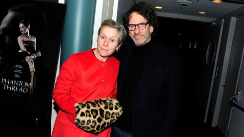 """Frances McDormand and Joel Coen Say They Never Witnessed Misconduct With Scott Rudin, But """"Didn't Doubt the Stories"""""""