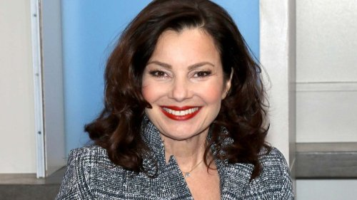 'Nanny' Star Fran Drescher, the New Face of Laura Geller Makeup, on Beauty at Every Age