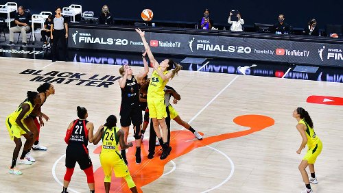 Amazon Snags Partial WNBA Rights Amid Live Sports Push