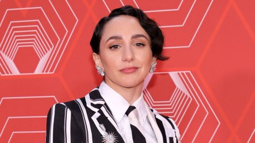 Lauren Patten Thanks Trans and Nonbinary 'Jagged Little Pill' Colleagues While Accepting Best Actress in a Musical