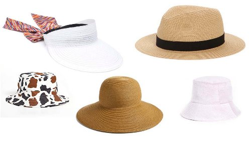 Our Favorite Women's Sunhats to Rock This Summer