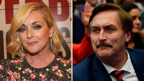 'Daily Mail' Argues False Jane Krakowski Romance Story Didn't Defame MyPillow's Mike Lindell