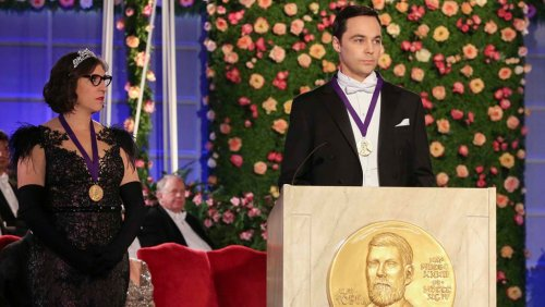 'The Big Bang Theory' Gets Shout Out at Nobel Prize Unveiling