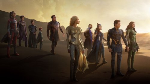 Marvel's 'Eternals': First Reactions to Chloé Zhao's Film From the World Premiere