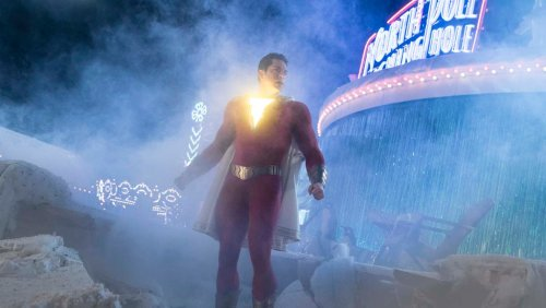 'Shazam! Fury of the Gods' Releases First Cast Photo to Avoid Leak