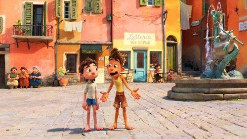 Pixar's 'Luca': Film Review