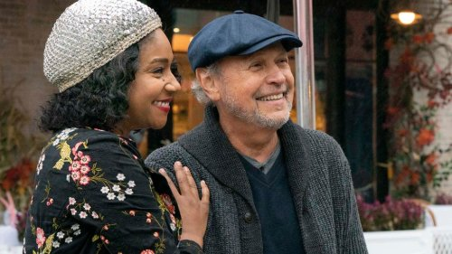"Billy Crystal and Tiffany Haddish Talk Comedic Team Up for 'Here Today': ""We Hit It Off Immediately"""