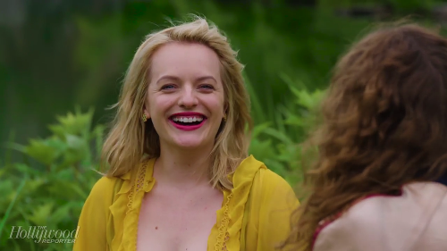 How Elisabeth Moss Became an Accidental Activist When 'Handmaid's Tale' Took on Trump