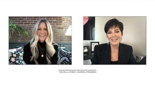 Kris Jenner Talks Kim Kardashian's Schedule, Caitlyn Jenner, Family's Hulu Deal