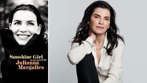 "Julianna Margulies on Why She Didn't Want Her Debut Memoir to Be a ""Tell-All"""