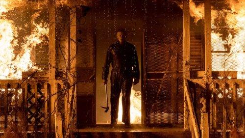 'Halloween Kills' Trailer Unmasks Michael Myers