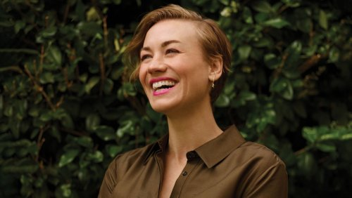Person of Interest: 'Handmaid's Tale' Star Yvonne Strahovski Makes Leap to Sci-Fi Action Hero in 'Tomorrow War'