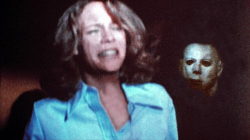 """William Shatner Shares Initial Reaction to Capt. Kirk-Michael Myers 'Halloween' Mask: """"Is That a Joke?"""""""