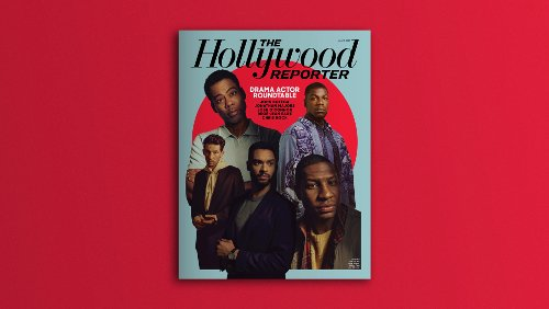 """""""My Family Doesn't Want to Be Overwhelmed by My Backside"""": Regé-Jean Page, Chris Rock, John Boyega and the THR Drama Actor Roundtable"""
