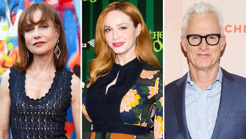 Matthew Weiner Casts Isabelle Huppert, Christina Hendricks and John Slattery in Amazon Series