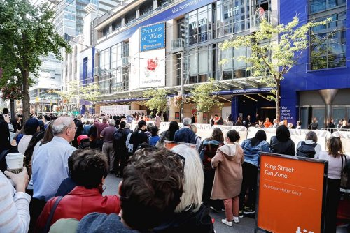 Toronto: Fest Reports Positive COVID Case After TIFF Tribute Awards Press Conference