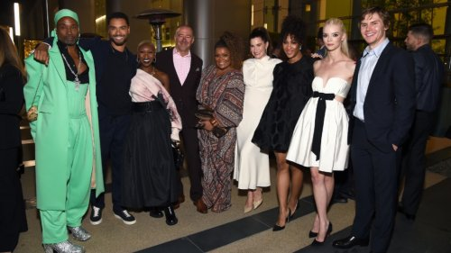 """""""Evening Before"""" Party: MPTF Celebration Hosts Nominees Anya Taylor-Joy, Michaela Coel, Rege-Jean Page and Billy Porter"""