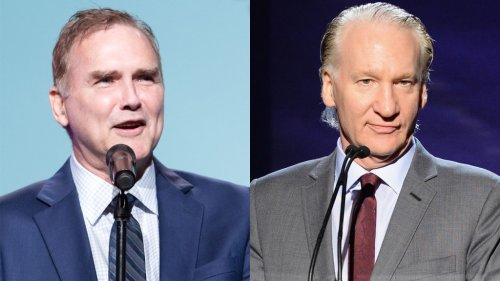 Bill Maher Praises Norm Macdonald for Keeping Cancer Battle Private