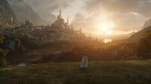 Amazon's 'Lord of the Rings' TV Series Reveals First Look and Premiere Date