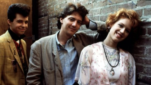 Andrew McCarthy Tried to Quit 'Pretty in Pink' Over the Original Ending