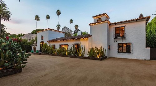 Ryan Murphy Gets $16.25M for Diane Keaton's Old Beverly Hills Digs