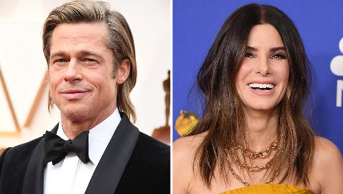 Brad Pitt Joins Sandra Bullock in Paramount's 'Lost City of D' in Cameo Role (Exclusive)